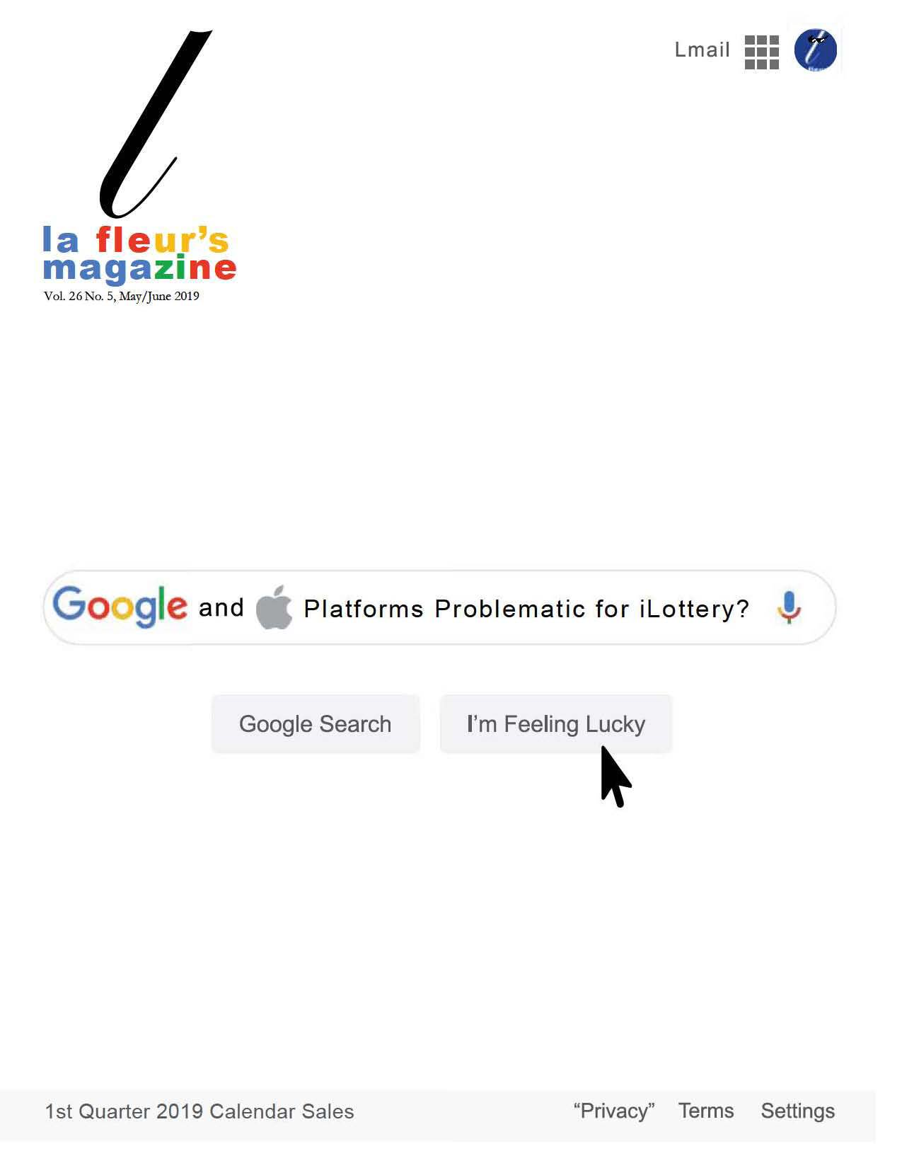 QR codes and their use in the Lottery Industry_La Fleur's