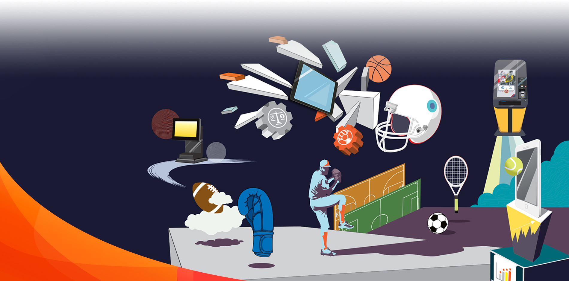 View the next-generation Sports Betting platform for a truly connected  player experience ce6de618277
